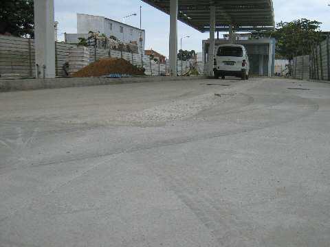 7 Posto de Abastecimento de São Paulo – Luanda